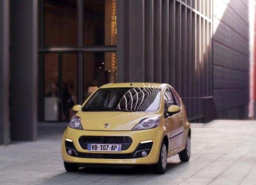 Peugeot 107 - Foto 11 di 21
