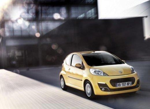 Peugeot 107 - Foto 12 di 21