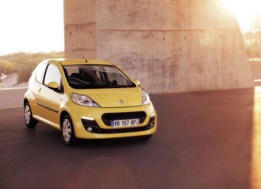 Peugeot 107 - Foto 16 di 21