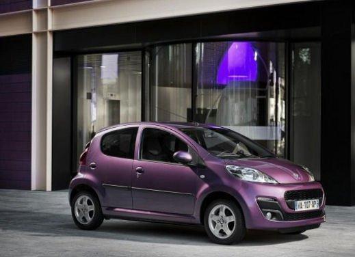 Peugeot 107 - Foto 17 di 21
