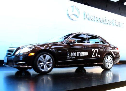 Mercedes E 400 Hybrid - Foto 1 di 11