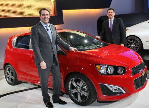 Vendite Chevrolet a + 10,9% in Europa spinte da Chevrolet Aveo e Chevrolet Spark - Foto 3 di 14