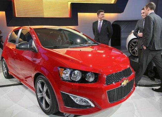 Vendite Chevrolet a + 10,9% in Europa spinte da Chevrolet Aveo e Chevrolet Spark - Foto 4 di 14