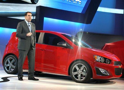 Vendite Chevrolet a + 10,9% in Europa spinte da Chevrolet Aveo e Chevrolet Spark - Foto 1 di 14