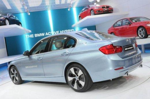Tutte le Auto Ecologiche al Salone di Detroit 2012 - Foto 6 di 24