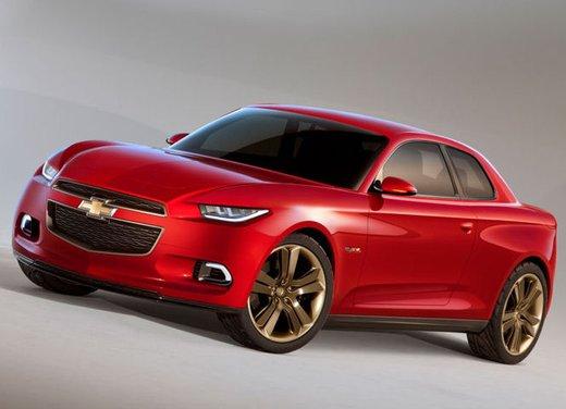Chevrolet Code 130R Concept - Foto 9 di 14