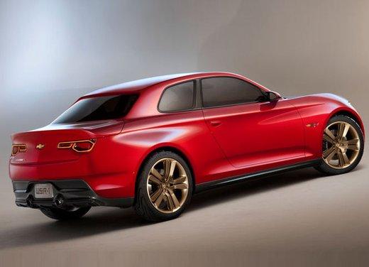 Chevrolet Code 130R Concept - Foto 10 di 14