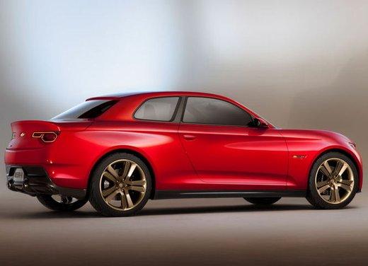 Chevrolet Code 130R Concept - Foto 12 di 14