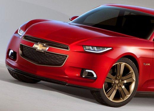 Chevrolet Code 130R Concept - Foto 13 di 14