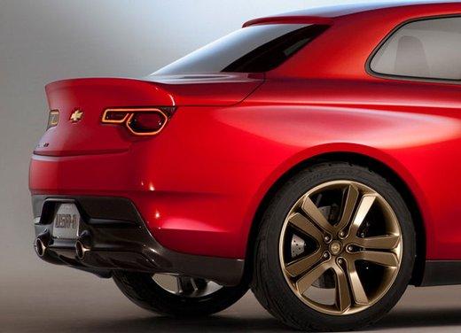 Chevrolet Code 130R Concept - Foto 14 di 14