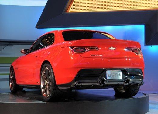 Chevrolet Code 130R Concept - Foto 8 di 14