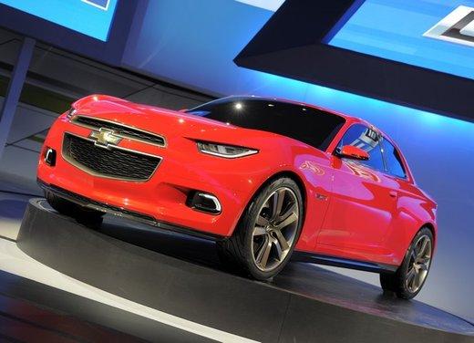 Chevrolet Code 130R Concept - Foto 6 di 14