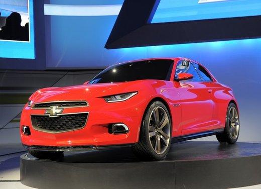 Chevrolet Code 130R Concept - Foto 5 di 14