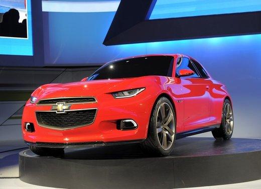 Chevrolet Code 130R Concept - Foto 4 di 14