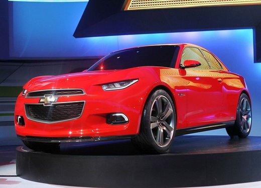 Chevrolet Code 130R Concept - Foto 3 di 14