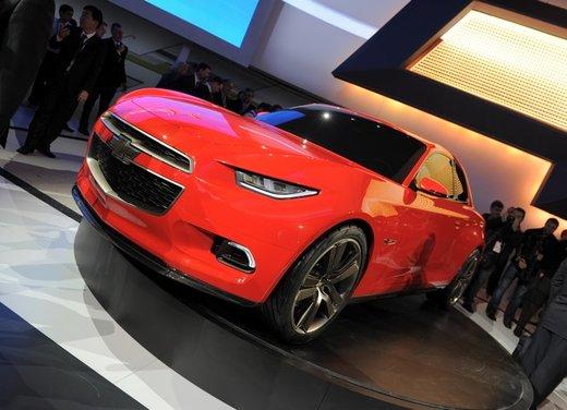 Chevrolet Code 130R Concept - Foto 1 di 14
