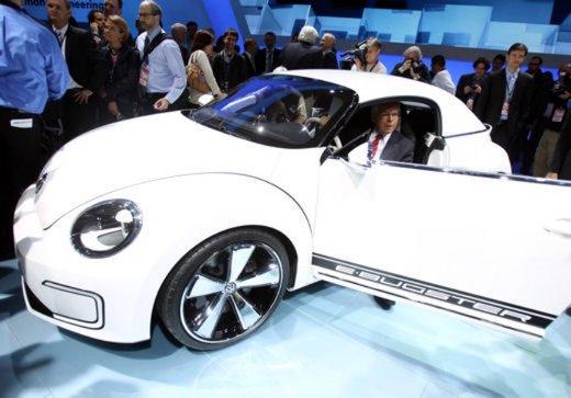 Tutte le Auto Ecologiche al Salone di Detroit 2012 - Foto 8 di 24