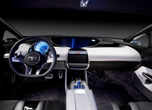 Toyota NS4 Plug-In Hybrid Concept - Foto 20 di 24