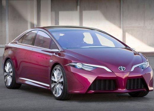 Toyota NS4 Plug-In Hybrid Concept - Foto 24 di 24