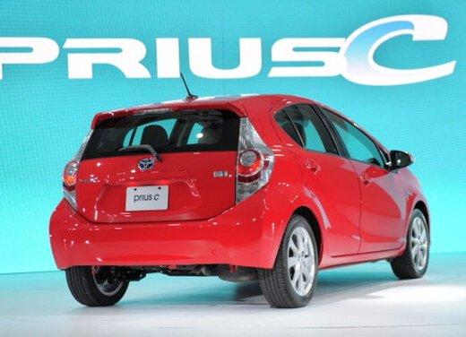Tutte le Auto Ecologiche al Salone di Detroit 2012 - Foto 13 di 24