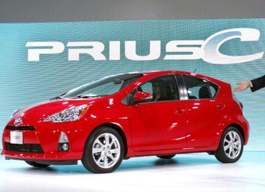 Tutte le Auto Ecologiche al Salone di Detroit 2012 - Foto 14 di 24