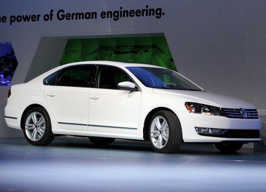 Tutte le Auto Ecologiche al Salone di Detroit 2012 - Foto 17 di 24