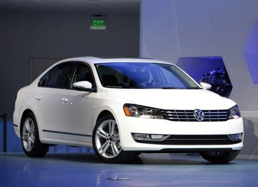 Tutte le Auto Ecologiche al Salone di Detroit 2012 - Foto 22 di 24