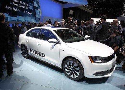 Tutte le Auto Ecologiche al Salone di Detroit 2012 - Foto 3 di 24