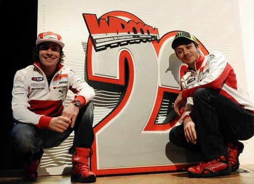 Valentino Rossi: altri due anni in Ducati poi il ritiro - Foto 1 di 19