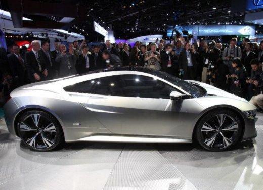 Tutte le Auto Ecologiche al Salone di Detroit 2012 - Foto 2 di 24