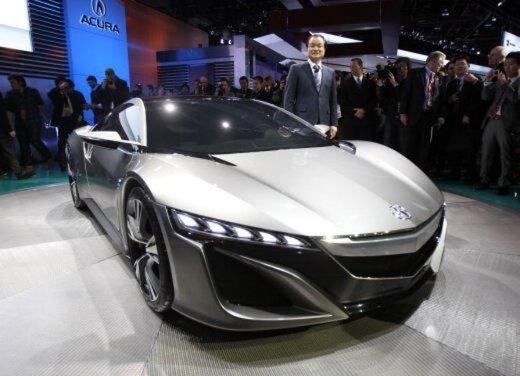 Tutte le Auto Ecologiche al Salone di Detroit 2012 - Foto 21 di 24