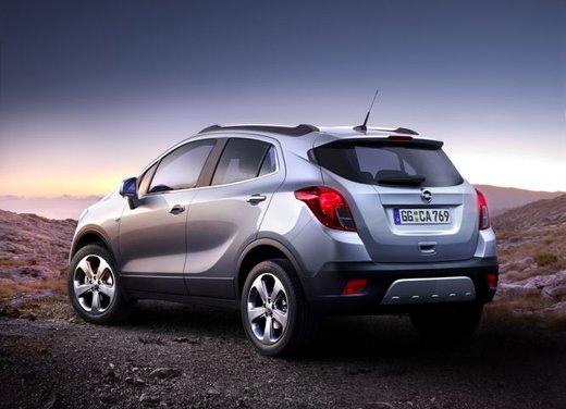 Opel Mokka, prezzi e promozioni del nuovo SUV compatto Opel - Foto 8 di 16