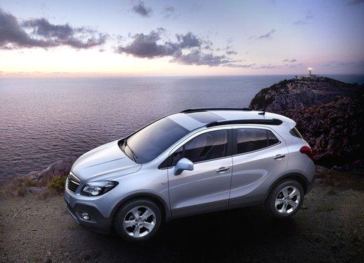 Opel Mokka, prezzi e promozioni del nuovo SUV compatto Opel - Foto 7 di 16