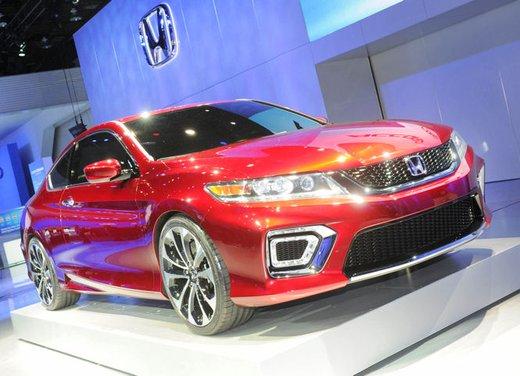 Nuova Honda Accord Coupé - Foto 2 di 23