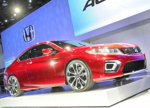 Nuova Honda Accord Coupé - Foto 7 di 23