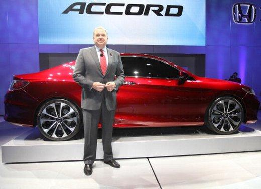 Nuova Honda Accord Coupé - Foto 8 di 23