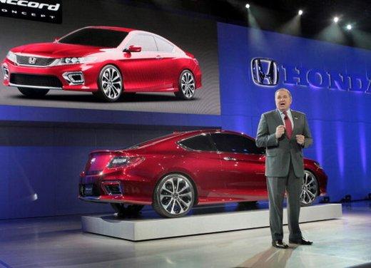 Nuova Honda Accord Coupé - Foto 9 di 23