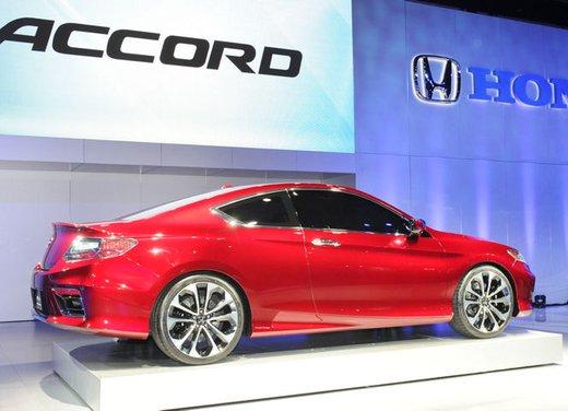 Nuova Honda Accord Coupé - Foto 5 di 23
