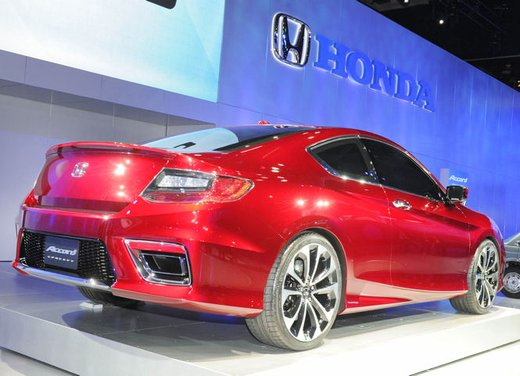 Nuova Honda Accord Coupé - Foto 4 di 23