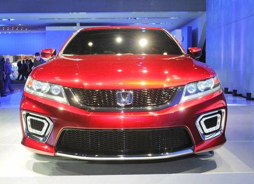 Nuova Honda Accord Coupé - Foto 3 di 23