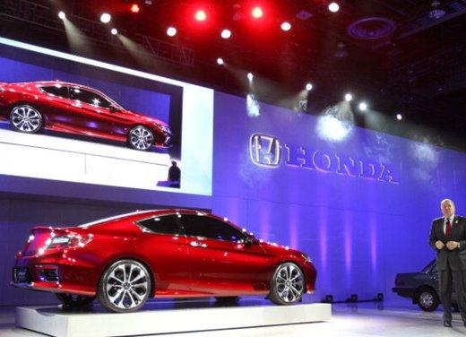 Nuova Honda Accord Coupé - Foto 1 di 23