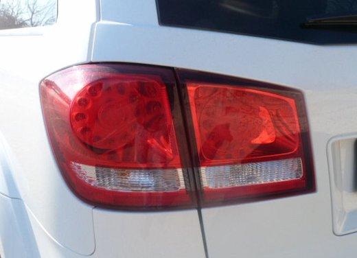 Fiat Freemont provata su strada la nuova crossover Fiat - Foto 5 di 39