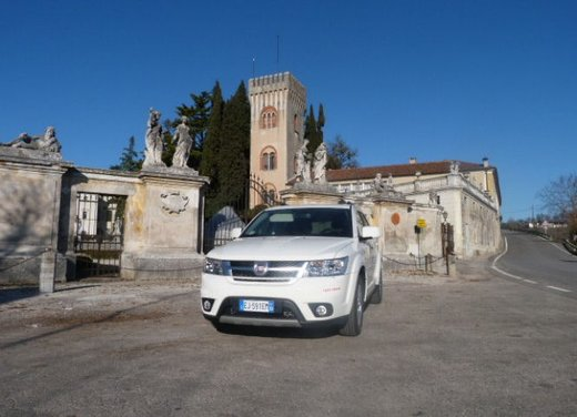 Fiat Freemont provata su strada la nuova crossover Fiat