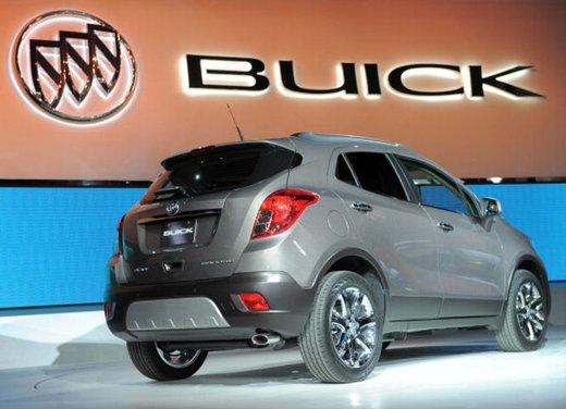 Buick Encore - Foto 1 di 14