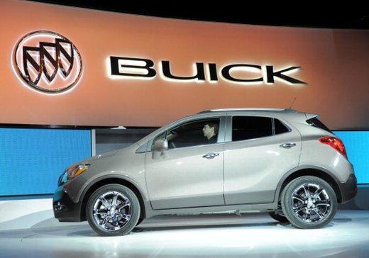 Buick Encore - Foto 2 di 14