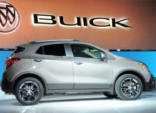 Buick Encore - Foto 3 di 14