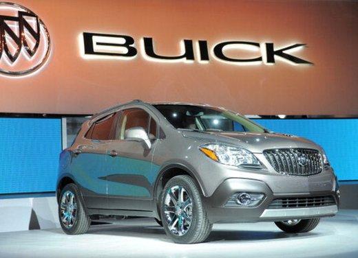 Buick Encore - Foto 4 di 14