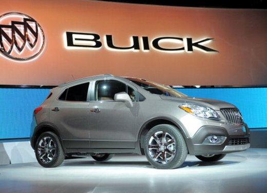 Buick Encore - Foto 5 di 14