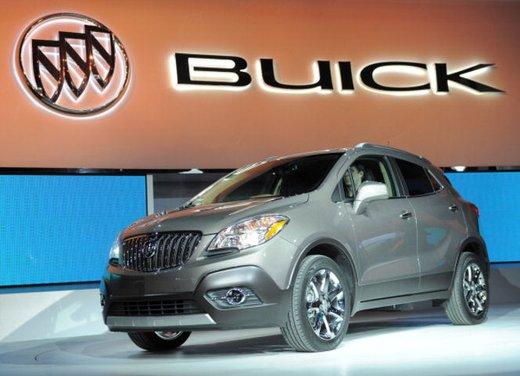 Buick Encore - Foto 7 di 14