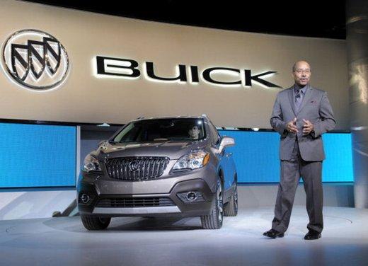 Buick Encore - Foto 8 di 14